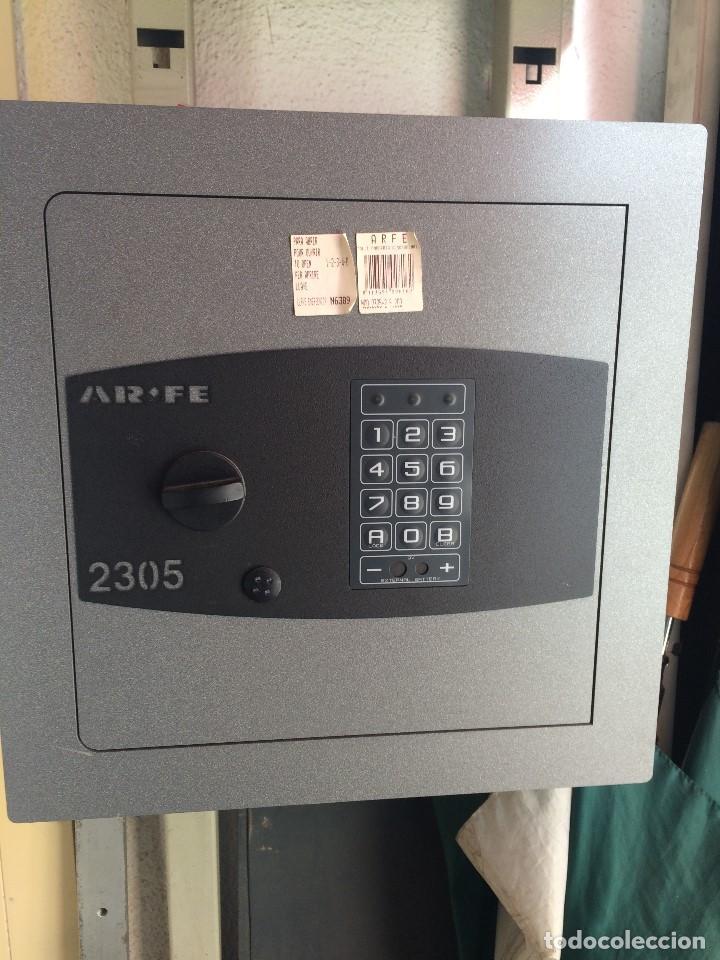 Caja fuerte arfe 2305 empotrar comprar en todocoleccion - Caja fuerte arfe ...