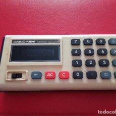 Segunda Mano: CALCULADORA CASIO MINI ELECTRONIC. Lote 78911289