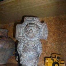 Segunda Mano: DIOS MITOLOGICO COPIA DE MUSEO DE MEXICO.. Lote 79075857