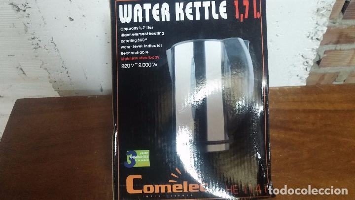 Segunda Mano: Aparato para hervir leche agua o lo que se quiera de 1,7L - Foto 5 - 79640973
