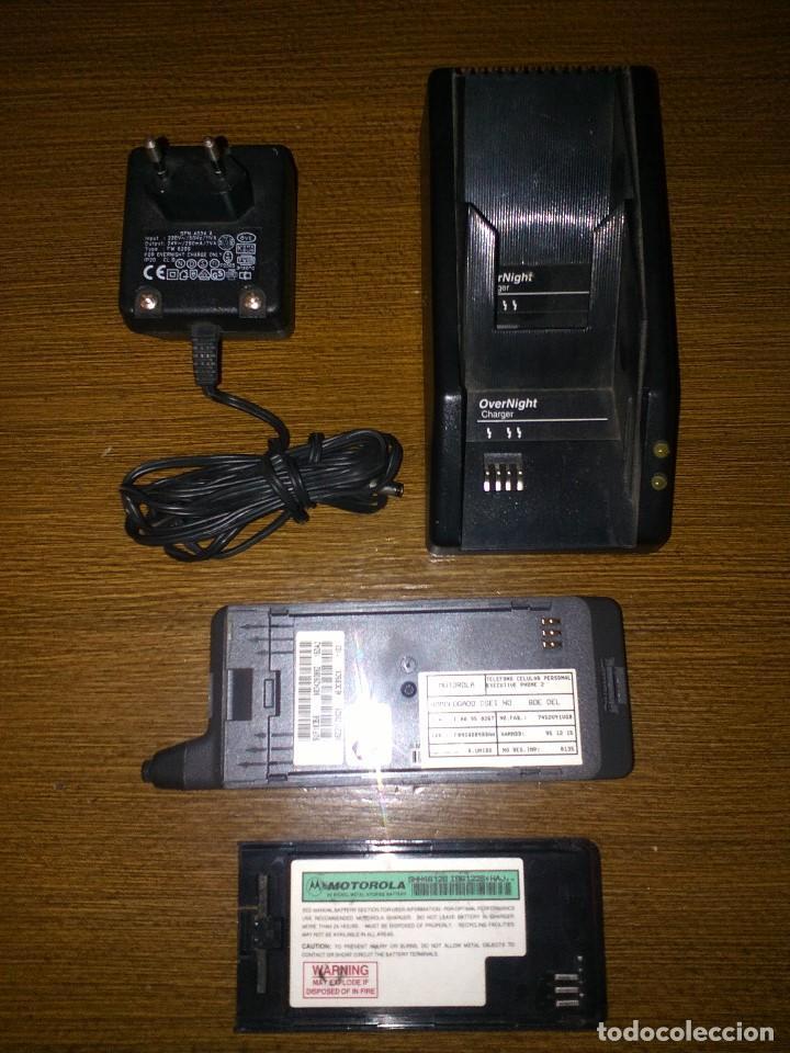 MOVIL, MOTOROLA, EXCECUTIVE PHONE 2, -COMPLETO- EXCELENTE CONSERVACION, VER FOTOS (Segunda Mano - Artículos de electrónica)
