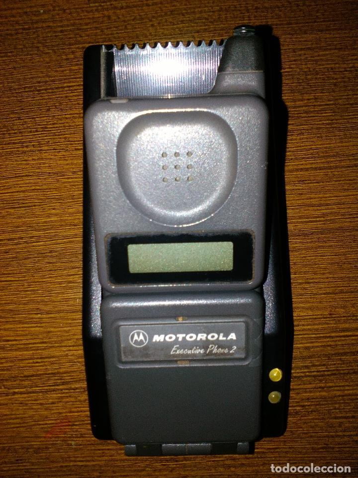 Segunda Mano: MOVIL, MOTOROLA, EXCECUTIVE PHONE 2, -COMPLETO- EXCELENTE CONSERVACION, VER FOTOS - Foto 4 - 80455081