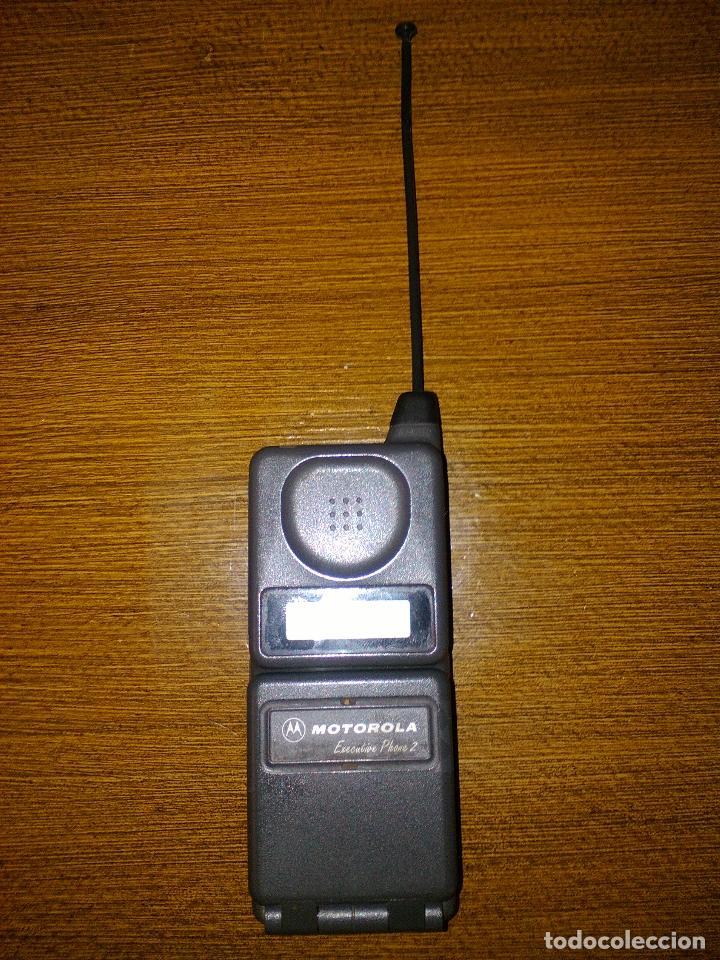 Segunda Mano: MOVIL, MOTOROLA, EXCECUTIVE PHONE 2, -COMPLETO- EXCELENTE CONSERVACION, VER FOTOS - Foto 5 - 80455081