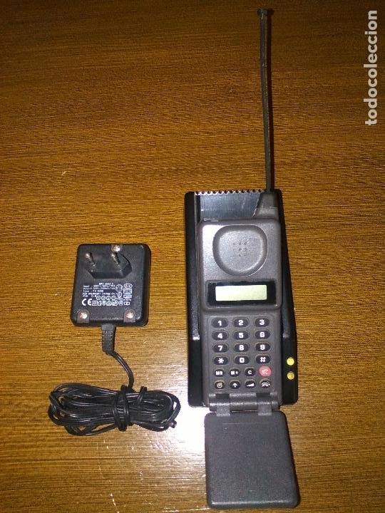 Segunda Mano: MOVIL, MOTOROLA, EXCECUTIVE PHONE 2, -COMPLETO- EXCELENTE CONSERVACION, VER FOTOS - Foto 6 - 80455081