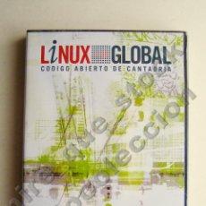 Seconda Mano: CD LINUX GLOBAL GNU/LINUX - CÓDIGO ABIERTO DE CANTABRIA - 2004. Lote 82874652