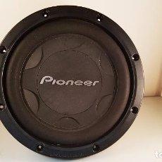 Segunda Mano: ALTAVOZ PIONEER TS-W306C. Lote 84282764