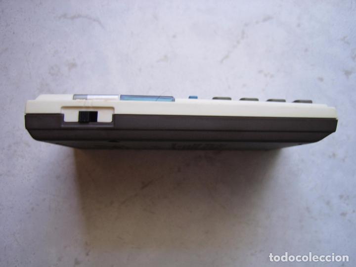 Segunda Mano: Antigua calculadora Sharp Elsi Mate El-215 - Foto 3 - 84574668