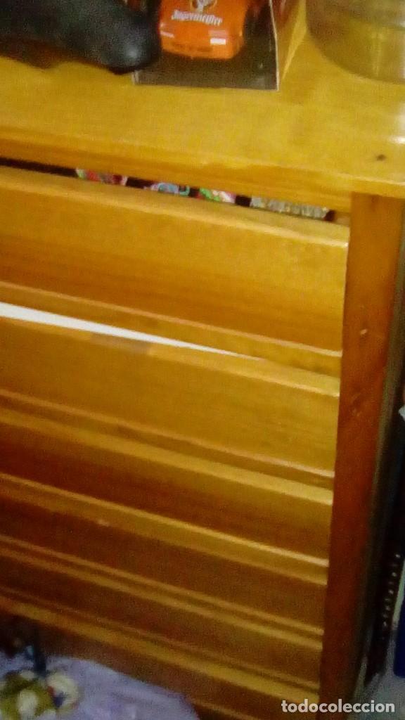 Segunda Mano: cajonera 8 cajones madera maciza - Foto 2 - 84951440