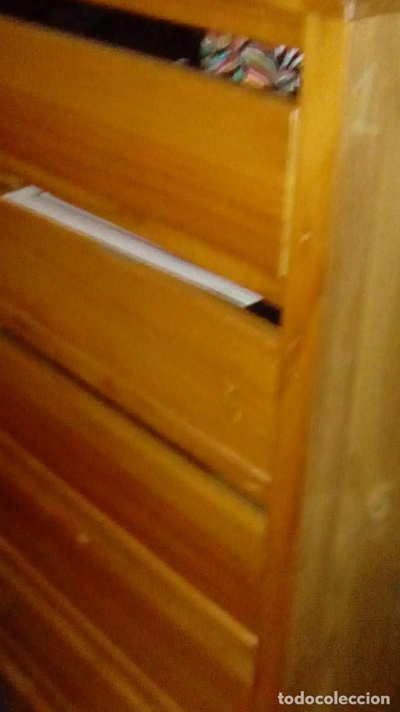 Segunda Mano: cajonera 8 cajones madera maciza - Foto 3 - 84951440