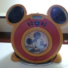Segunda Mano: REPRODUCTOR DE CD - DISNEY - MICKEY. Lote 85022808