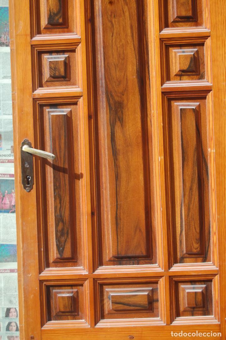 Ocho puertas o cuatro pares portones antiguos comprar - Puertas antiguas segunda mano ...