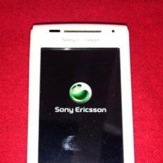Segunda Mano: TELÉFONO MÓVIL SONY ERICSSON - X8 ... FUNCIONA - SIN CARGADOR - VOADFONE - REGALO FUNDA SILICONA. Lote 85700788