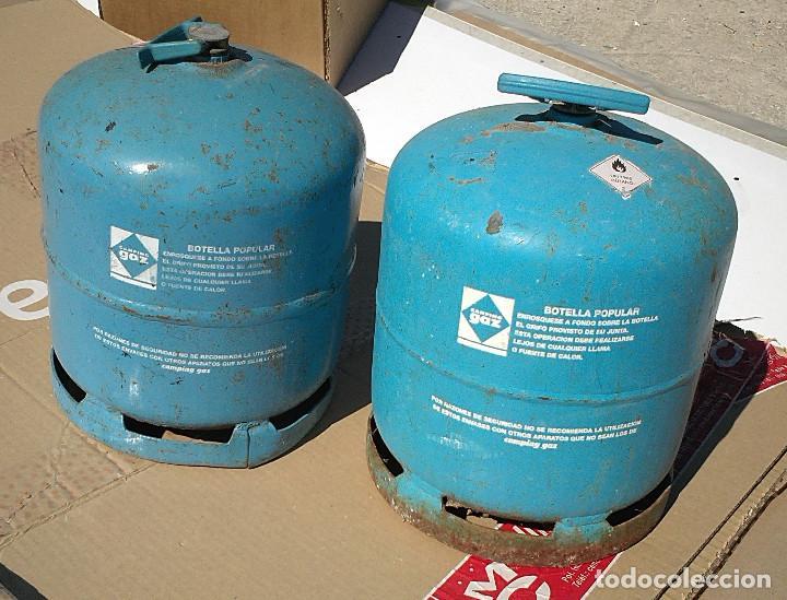 Botellas camping gaz r 907 comprar en todocoleccion - Segunda mano camping ...