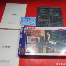 Segunda Mano: CASIO DIGITAL DIARY SF-4300A NUEVA CON MANUALES.. Lote 86044968