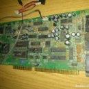 Segunda Mano: LOTE PLACAS PARA PC SOUND B. MODEM, VGA VER DESCRIPCION. Lote 86270800
