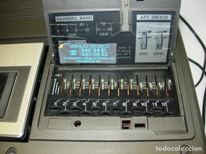 Segunda Mano: Reproductor video FISHER VBS-9000 BETA BETAMAX BETACORD - Foto 6 - 86857638