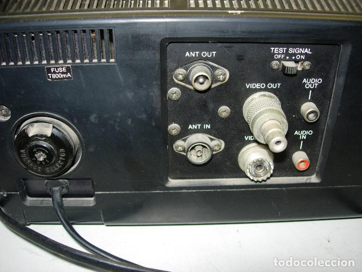 Segunda Mano: Reproductor video FISHER VBS-9000 BETA BETAMAX BETACORD - Foto 11 - 86857638