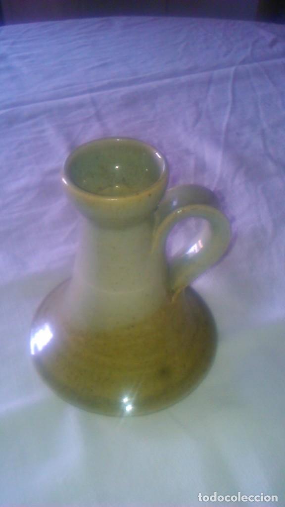 Segunda Mano: Bonito candelabro,palmatoria de cerámica,sin marca. - Foto 3 - 86868312
