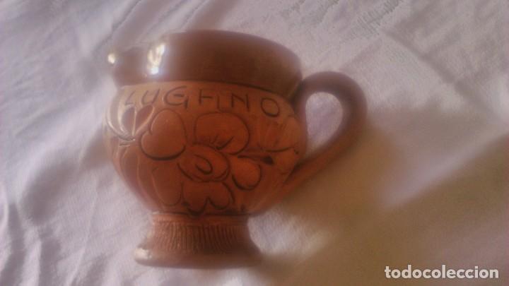 Segunda Mano: Pequeña jarra de cerámica,lugano - Foto 2 - 86871136