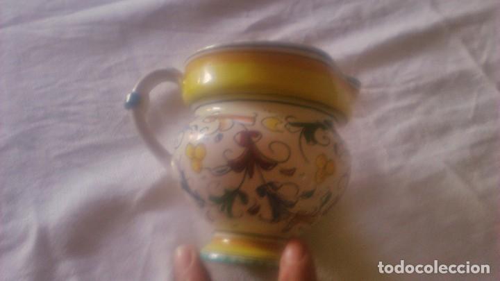Segunda Mano: PEQUEÑA JARRA DE CERÁMICA,pintada a mano. - Foto 4 - 86871256