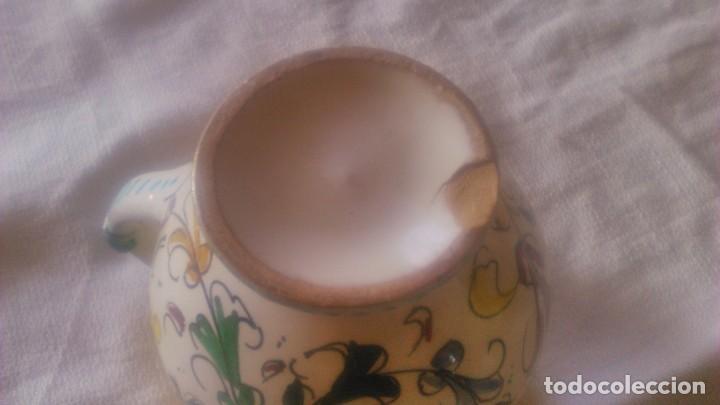 Segunda Mano: PEQUEÑA JARRA DE CERÁMICA,pintada a mano. - Foto 5 - 86871256