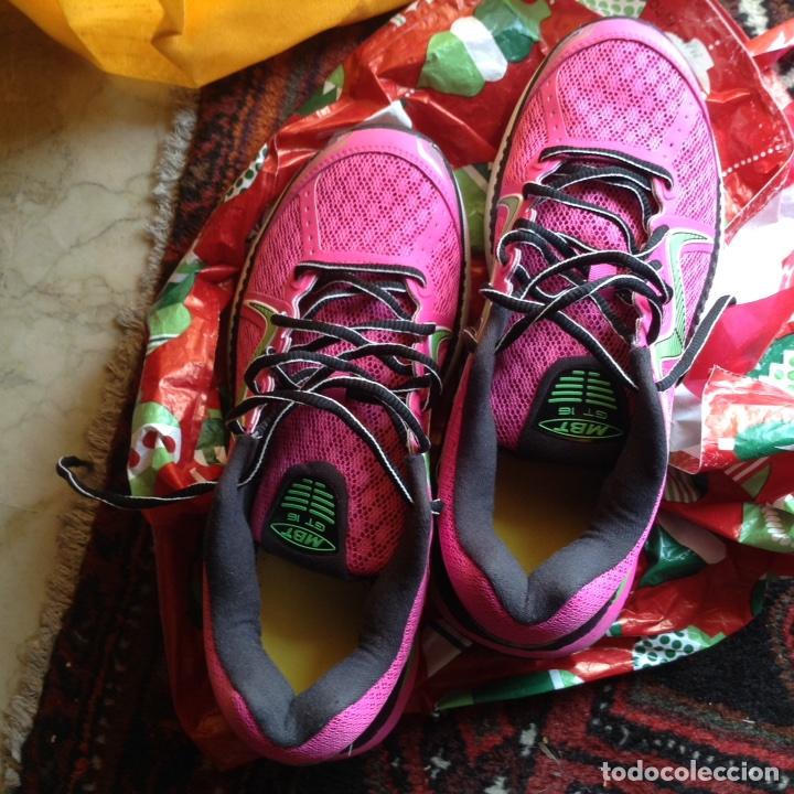 891a93724762 zapatillas running. modelo exclusivo mbt - Comprar en todocoleccion ...