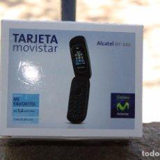 Segunda Mano: TELEFONO MOVIL MARCA ALCATEL OT-222 LIBERADO. Lote 87355304