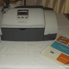Segunda Mano: IMPRESORA HP OFFICEJET 4200 SERIES ALL-IN-ONE FAX CON TELEFONO +GUIA DEL USUARIO. Lote 87442252