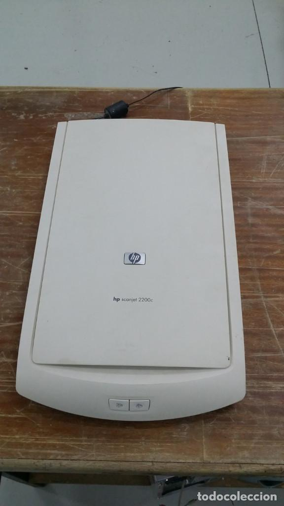 HP SCANJET 2200 DRIVERS WINDOWS 7