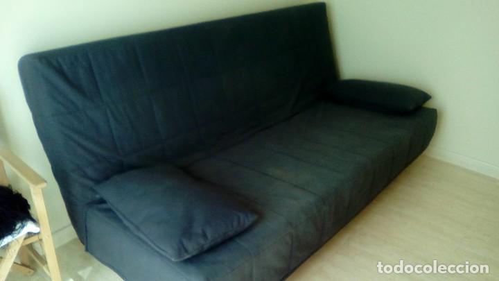 sofa cama ikea plazas cama grande como nuevo segunda mano hogar y decoracin
