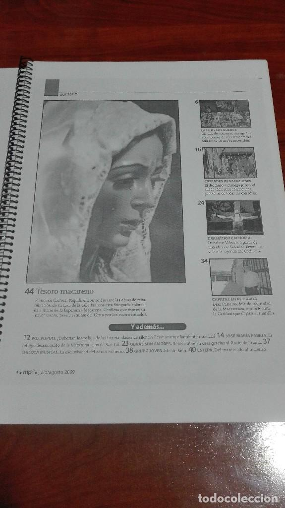 Segunda Mano: Revista magazine cofrade mas pasion - Foto 2 - 90473899