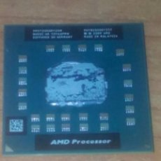 Segunda Mano: AMD V SERIES FOR NOTEBOOK PCS. Lote 90690375