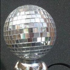 Zweite Hand - Muñeco con cabeza de bola discoteca discotequera giratoria con interruptor - 130448787