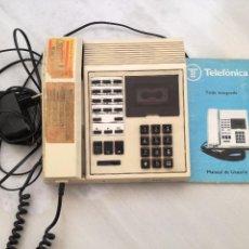 Segunda Mano: TELÉFONO TEIDE INTEGRADO. Lote 89162596