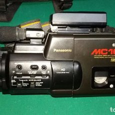 Segunda Mano: CÁMARA VIDEO VHS PANASONIC MC10. Lote 93690955