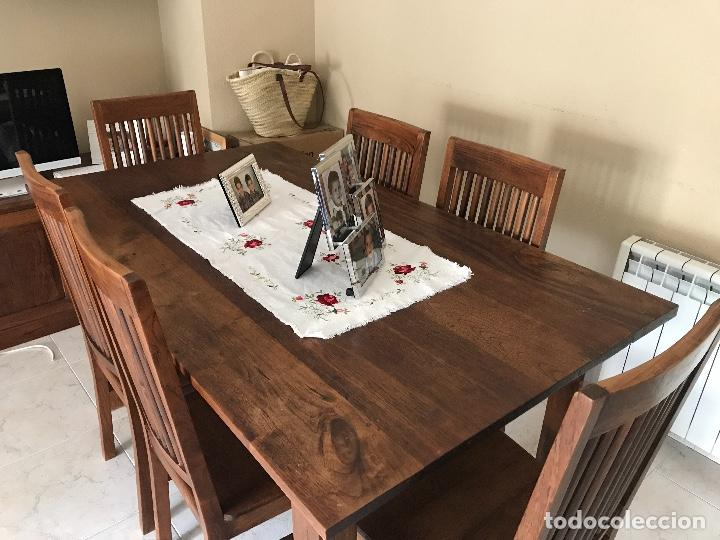Conjunto muebles comedor comprar art culos de segunda for Decoracion hogar segunda mano