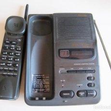 Segunda Mano: TELEFONO INALAMBRICO SANYO SUPER COMPANDER II. Lote 94989571