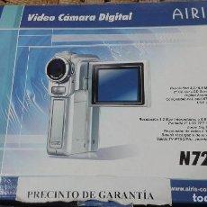 Segunda Mano: VIDEO CAMARA DIGITAL AIRIS. Lote 95147575