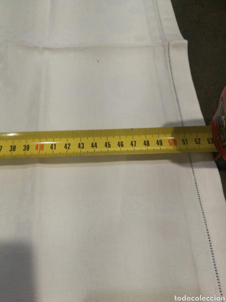 Segunda Mano: Mantel blanco de algodón - Foto 4 - 71126921
