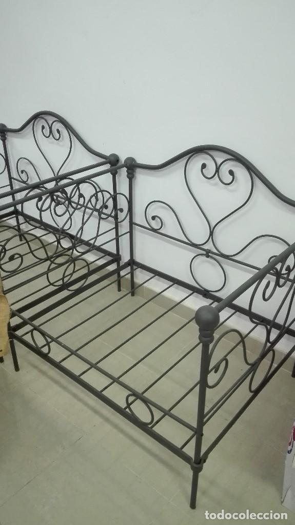 Pareja de sillones unopi sillon muebles mueble comprar for Muebles de jardin segunda mano