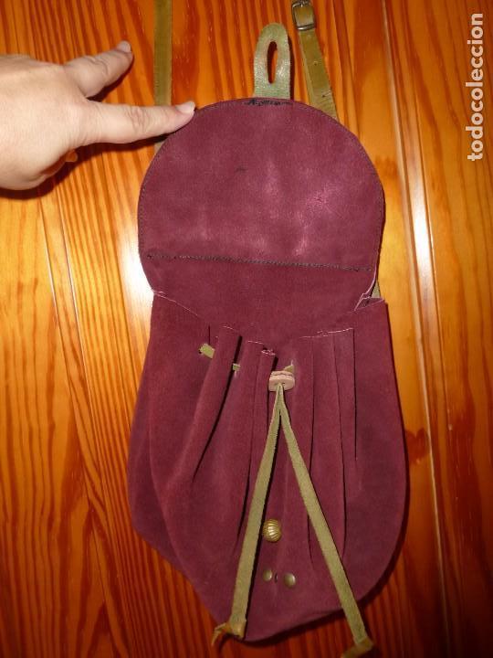 Segunda Mano: Original bolso en piel serraje - Foto 3 - 95632643