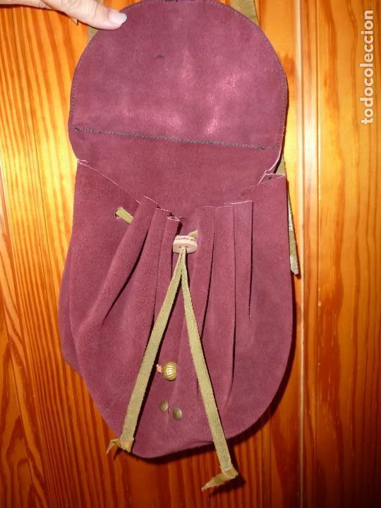 Segunda Mano: Original bolso en piel serraje - Foto 4 - 95632643