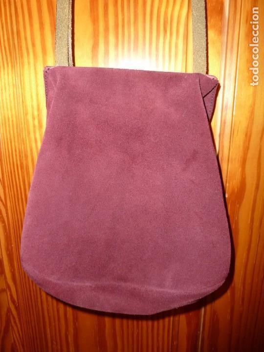 Segunda Mano: Original bolso en piel serraje - Foto 6 - 95632643