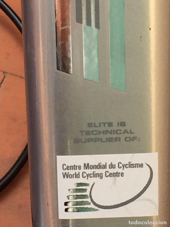 Segunda Mano: ELITE IS , RODILLO BICICLETA INDOOR, - Foto 3 - 96130711