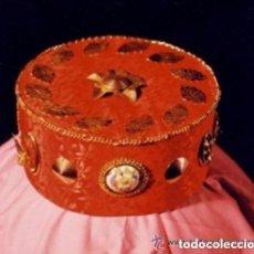 Segunda Mano: CORONA DECORATIVA, PIEZA PRIVADA DE LA COLECCION: EL MUNDO ENCANTADO (AÑO 1998). Lote 96456967