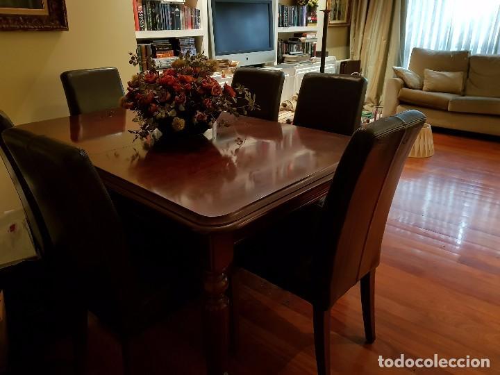 mesa comedor (muy elegante) - Comprar artículos de segunda mano de ...