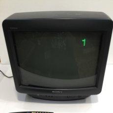 Segunda Mano: TELEVISOR SONY TRINITRON 14