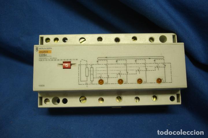MERLIN GERIN MULTI9 CDSC - 220/240 V. 50-60HZ - STOCK DE ALMACEN (Segunda Mano - Artículos de electrónica)