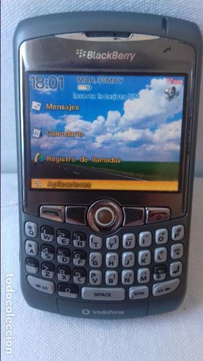 Segunda Mano: Telefono BlackBerry Curve 8310 - Foto 2 - 172616429