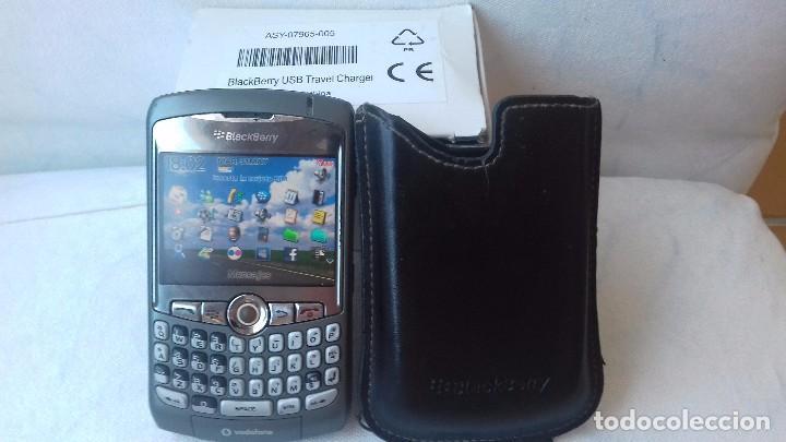 Segunda Mano: Telefono BlackBerry Curve 8310 - Foto 3 - 172616429